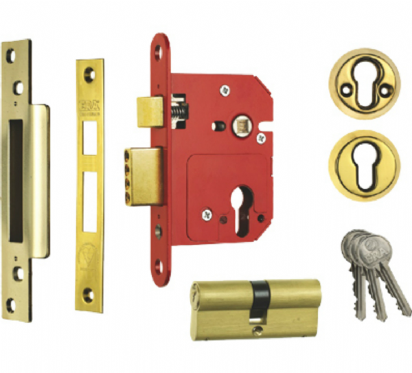 ERA Fortress BS Cylinder Mortice Deadlock 264/364 only £48.20